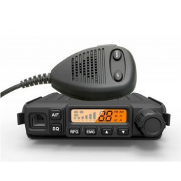 CANVA CB-583 Mini CB Radio ASQ/SQ