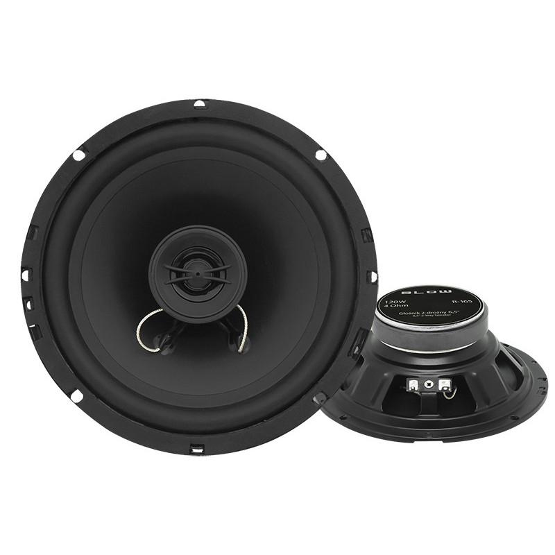"""Głośnik 6,5"""" 2-drożny BLOW R-165 4 Ohm 120W"""