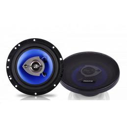 """Głośniki samochodowe 6,5"""" 16,5cm Trójdrożne  Peiying PY-AQ572C"""