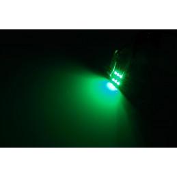 Żarówki LED C5W C10W RGB rurka 36mm + Pilot