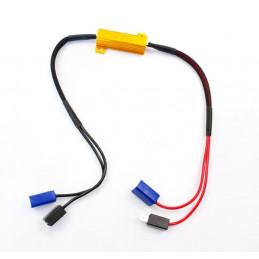 Rezystor Filtr LED H1 CAN...