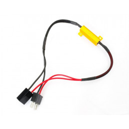Rezystor Filtr LED H7 CAN...