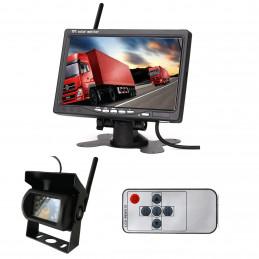 """Monitor 7"""" bus tir + kamera..."""