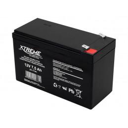 Akumulator żelowy 12V 7.5Ah...