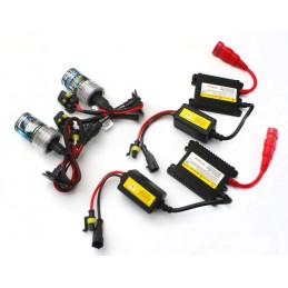Żarówki XENON H1 HID SLIM DC Zestaw oświetleniowy