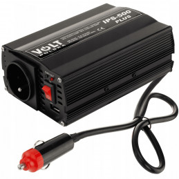 VOLT IPS-500 PLUS 12V / 230V 350/500W Przetwornica Adaptor
