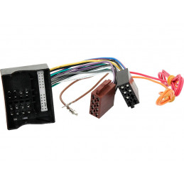 Mercedes E SLK / adapter radia iso przejściówka