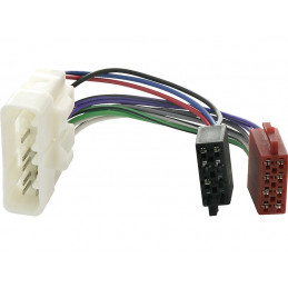TOYOTA L.CRUISER - ISO adapter