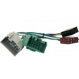 VOLVO S/V80-ISO Samochodowy Adapter