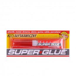 Klej błyskawiczny super glue